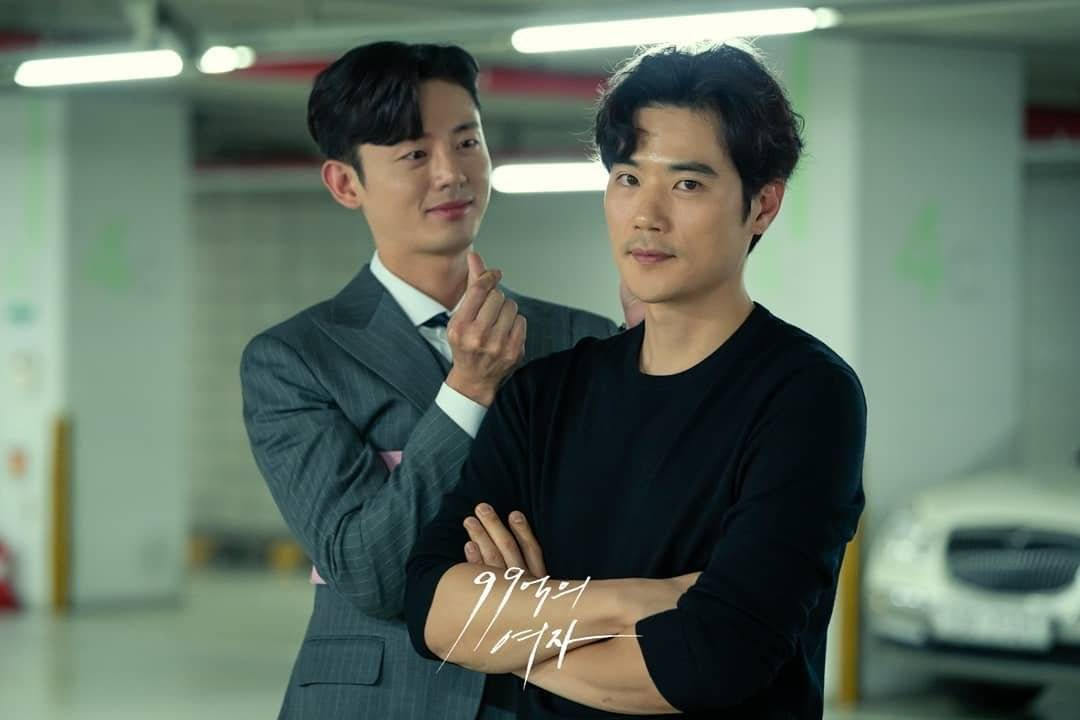 Photos] Behind the Scenes Images Added for the Korean Drama 'Woman of 9.9  Billion' @ HanCinema