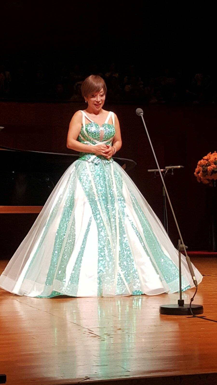 Sumi Jo 조수미 Picture Hancinema The Korean Movie And