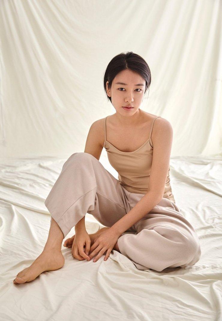 Ahn Eun-jin (안은진, Korean musical actor/ress, stage actor
