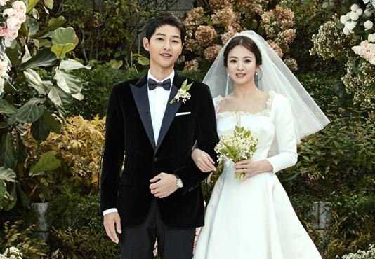 HanCinema's News] The Sad Ending to the Song Joong-ki and Song Hye