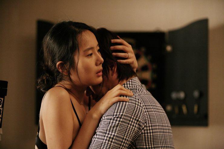 Korean love the movie secret Secret (2013)