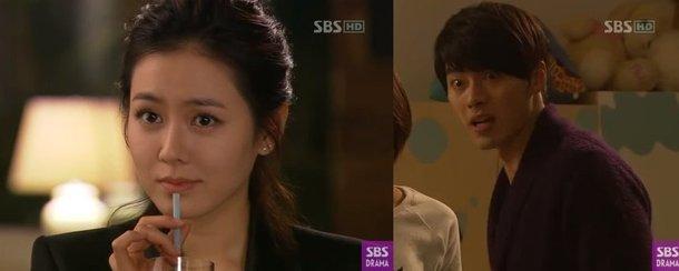 Hancinema S News Footage Of Hyun Bin And Son Ye Jin Meeting On Secret Garden Resurfaces Hancinema The Korean Movie And Drama Database