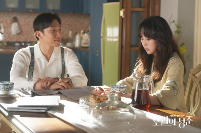 [HanCinema's News] Second Lead Stills Released for 'Youth of May'