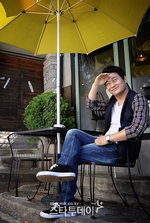 Jo Sung-ha (조성하, Korean actor) @ HanCinema :: The Korean ...