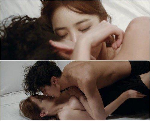 Korean drama bed scenes