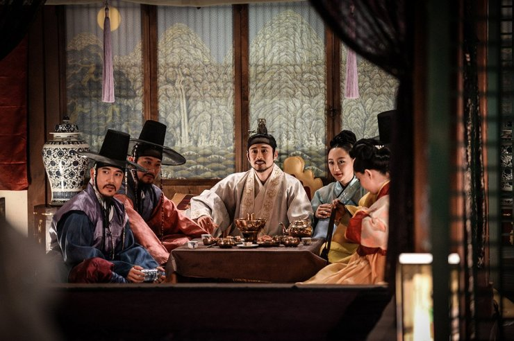 Lost Flower: Eo Woo-dong (어우동: 주인 없는 꽃) Korean - Movie - Picture
