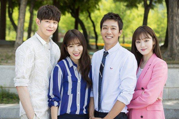 Kim Rae-won and Park Shin-hye, the power of
