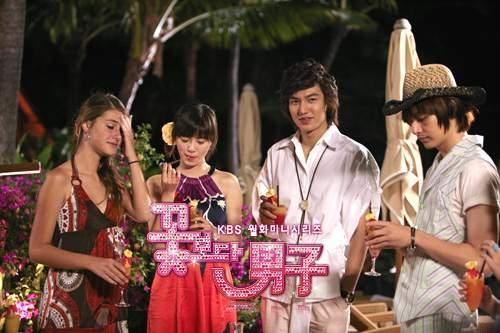 Boys over flower korean movie