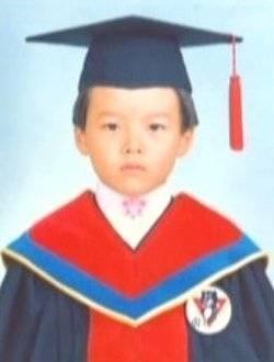 Hyun Bin kecil