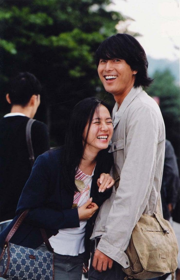 A Moment To Remember Korean Movie 2004 내 머리 속의 지우개 Hancinema
