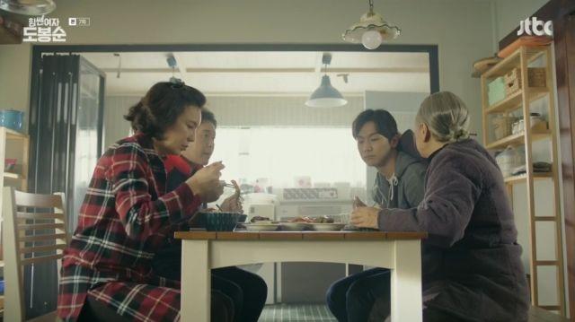 Bong-soon's family
