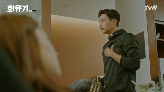 Boo-ja sees Dae-seong