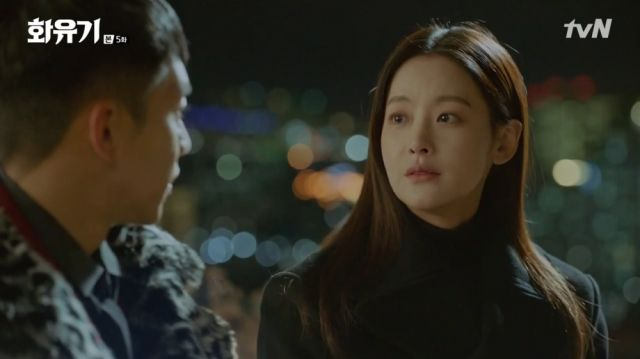 Seon-mi being honest with Oh-gong