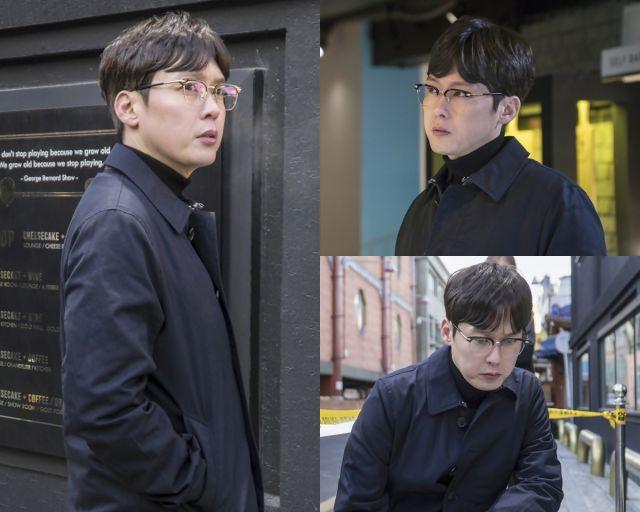 Inspector Woo