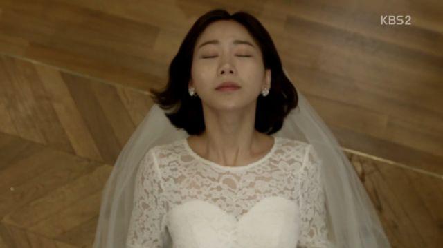 A tragic bride's end