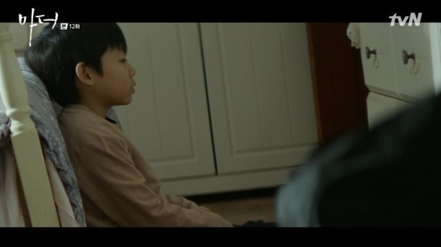 Seol-ak being broken by trauma