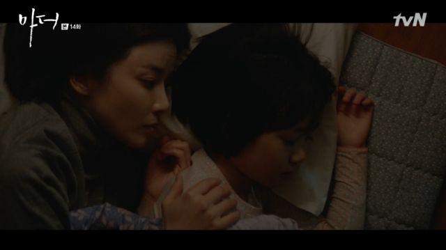 Soo-jin and Hye-na together