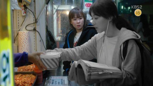 Seol-ok and Mi-joo