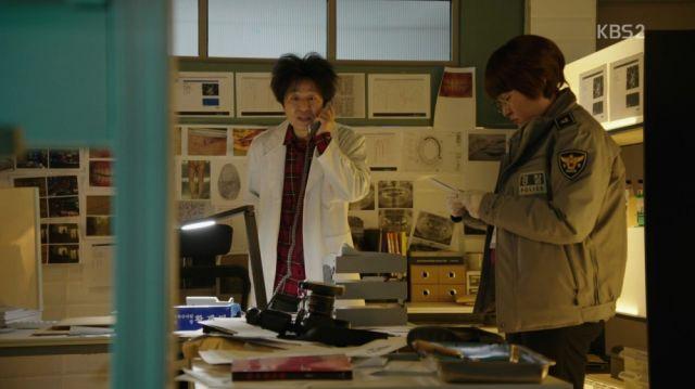Jae-min and Kyeong-mi