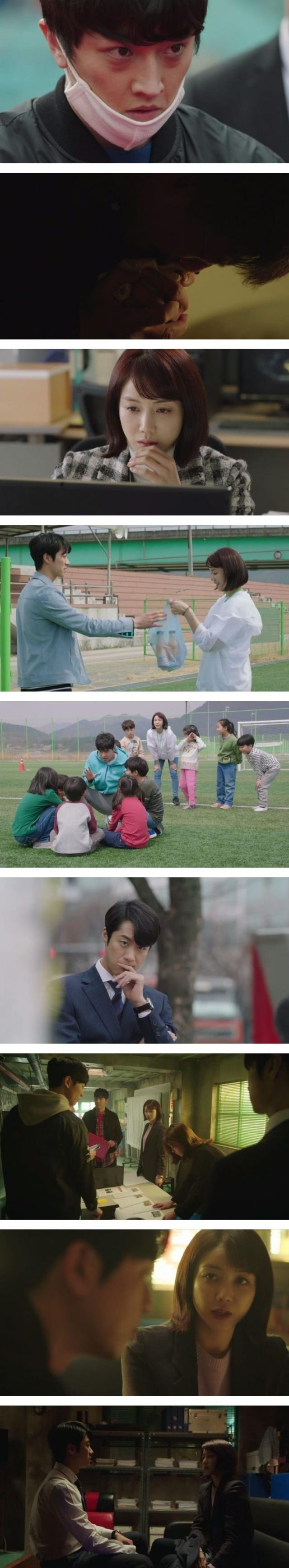 Risultati immagini per kdrama CHILDREN OF A LESSER GOD episode 12