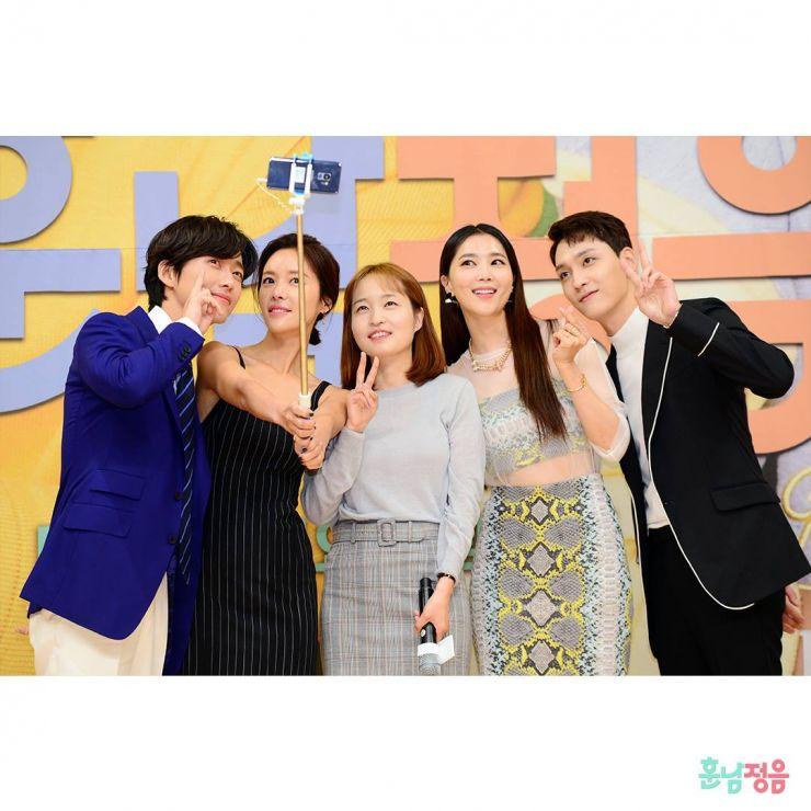 Para pemeran drama Korea The Undateables